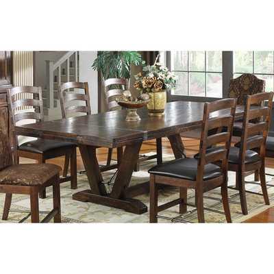 Extendable Dining Table - Wayfair
