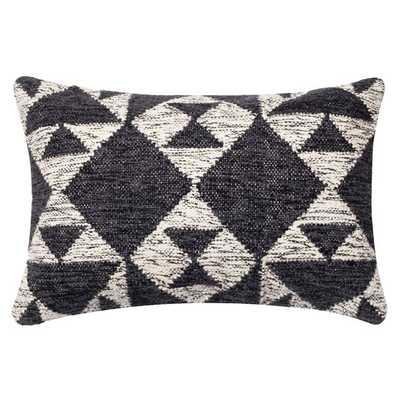 """Lumbar Pillow -  13"""" H x 21"""" W - Polyester/Polyfill - AllModern"""