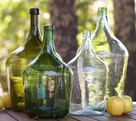 PB Found Oversized Wine Bottle, Large - Pottery Barn