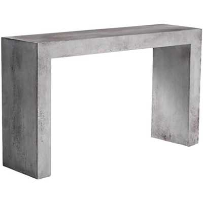 Axle Console Table - High Fashion Home