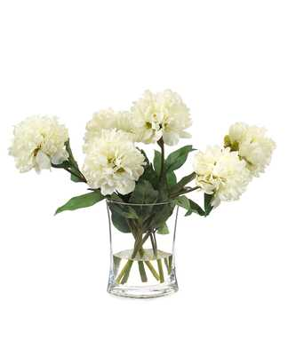 Heavenly Peonies Botanical - Bliss Home and Design