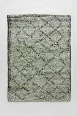 Hand-Tufted Ourain Rug - Anthropologie