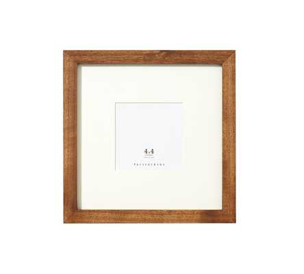 WOOD GALLERY SINGLE OPENING FRAMES - Pottery Barn