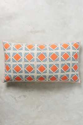 John Robshaw Hali Pillow - 17x32, With Insert - Anthropologie