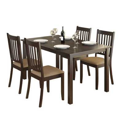 Atwood 5 Piece Dining Set - AllModern