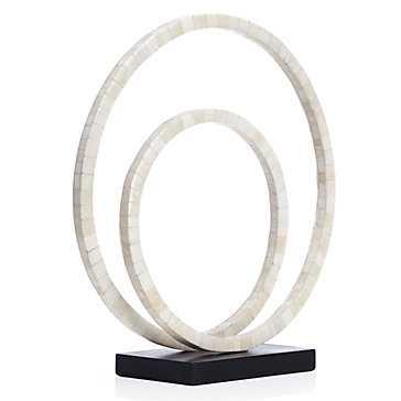 Interlocking Circles - Z Gallerie