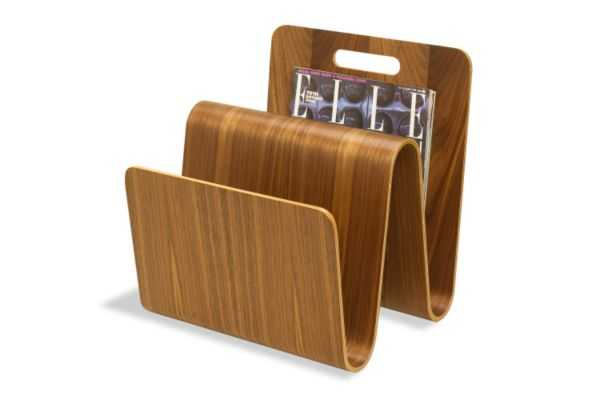 Ply Magazine Stand - Room & Board