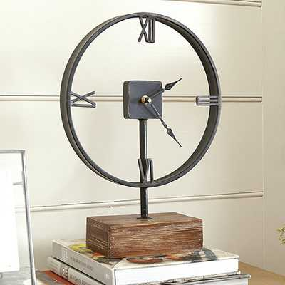 Clock on a Stand - Ballard Designs