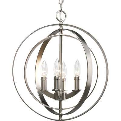Thomasville Equinox 4 Light Foyer Pendant - Wayfair