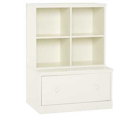 Cameron Cubby & Drawer Base Set - Pottery Barn Kids