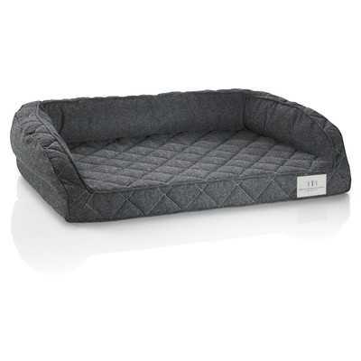 Orthopedic Gel Memory Foam Pet Bed- Raven-Medium - Wayfair
