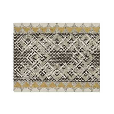 Thea Wool 8'x10' Rug - Crate and Barrel
