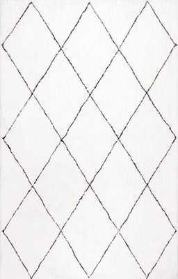 Keno Moroccan Shag Rug - 8' x 10' - Rugs USA