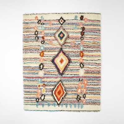 Charm Wool Rug-5'x8' - West Elm