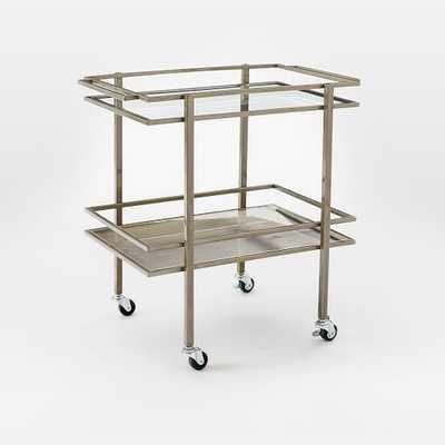 Bell Hop Bar Cart - West Elm