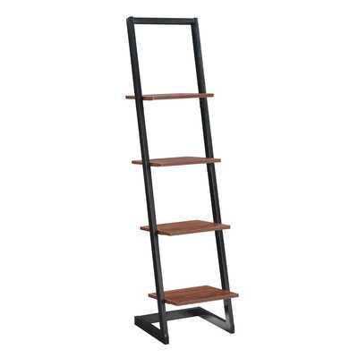 Designs2Go Leaning Bookcase - Wayfair