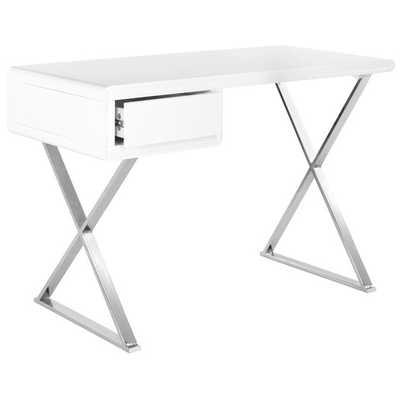 Hanover 1 Drawer Writing Desk - AllModern