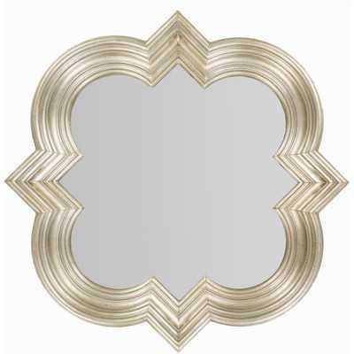 Salima Wall Mirror - Wayfair