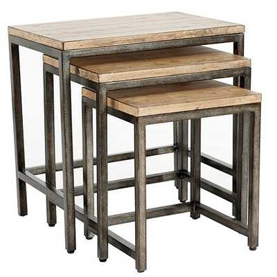 Durham Nesting Tables - Ballard Designs