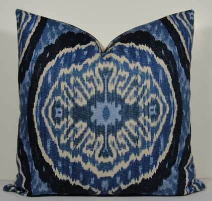 "Decorative Designer Pillow Cover - 20"" x 20"" (Insert needed) - Etsy"