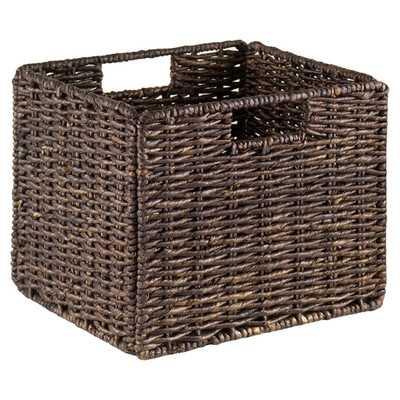 Granville Corn Husk Basket (set of 4) - Wayfair