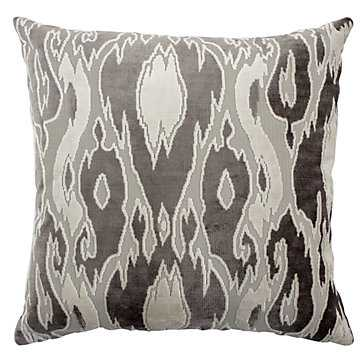 """Kinsley Pillow 24""""-feather and down fill - Z Gallerie"""