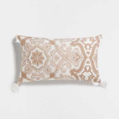ORIENTAL PRINT CUSHION - insert not included - Zara Home