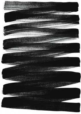 "FRAMED ART PRINT/ VECTOR WHITE LARGE (GALLERY) (26"" X 38"") - Society6"