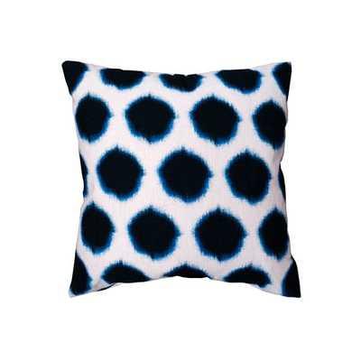 KSAP-298 Pillow- 20″w x 20″h- White- Feather/Down Insert - Kim Salmela