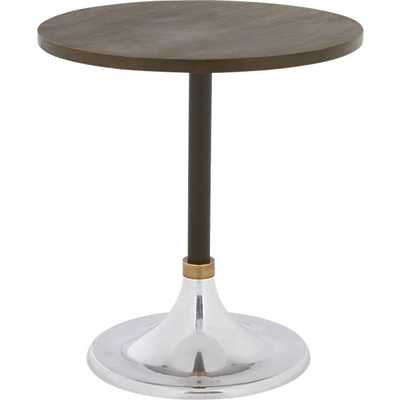 Hackney Wood Cocktail Table - CB2