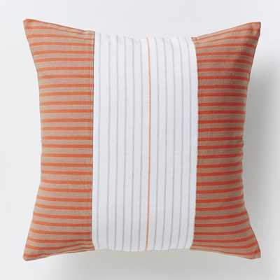 Steven Alan Centered Ribbon Pillow Cover - West Elm