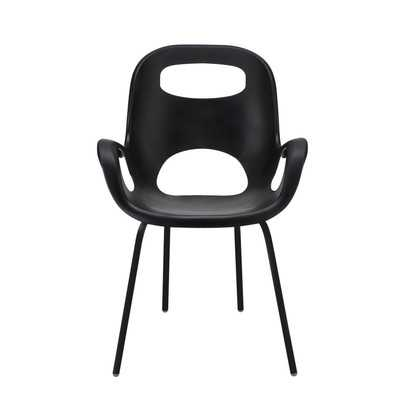 OH Arm Chair - Black - Wayfair