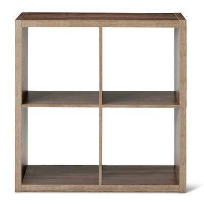 "4-Cube Organizer Shelf - Thresholdâ""¢ - Target"