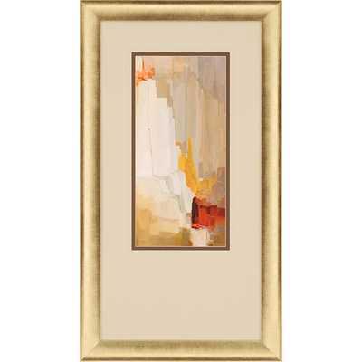 Mesa Panels II Framed Painting Print - Wayfair