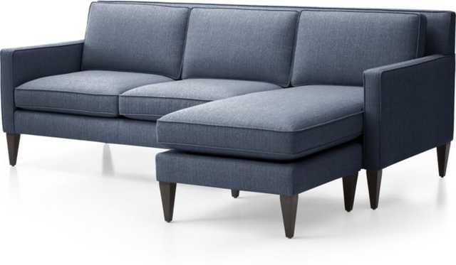 Rochelle 3-Seat Lounger - Crate and Barrel