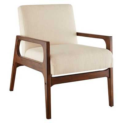 Windson Wood Arm Chair - Natural - Target