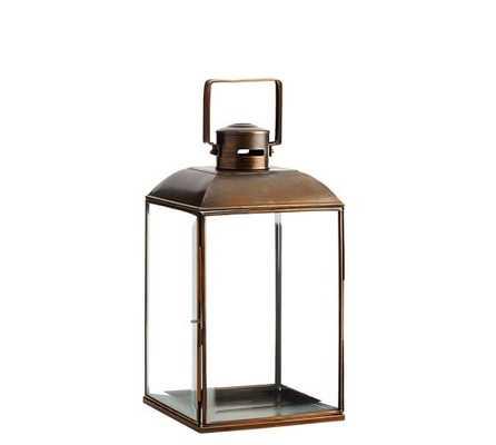 Kistler Lantern - Square - Pottery Barn
