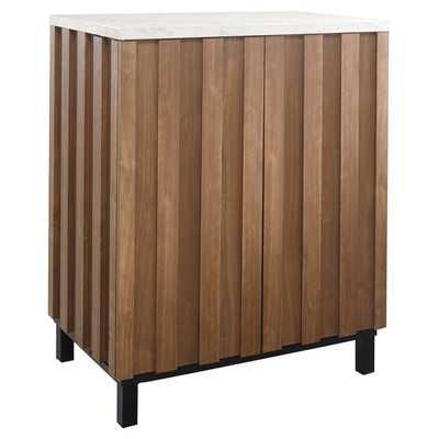 Soft Modern Cubby Storage Cabinet - Wayfair