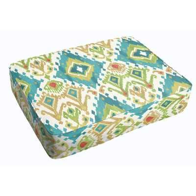 Corded Indoor/Outdoor Floor Cushion - Wayfair