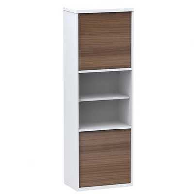 "Liber-T Storage Unit 56"" Standard Bookcase - Wayfair"