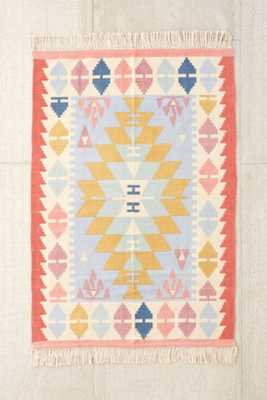 Assembly Home Isolde Kilim Printed Rug - 4X6 - Urban Outfitters