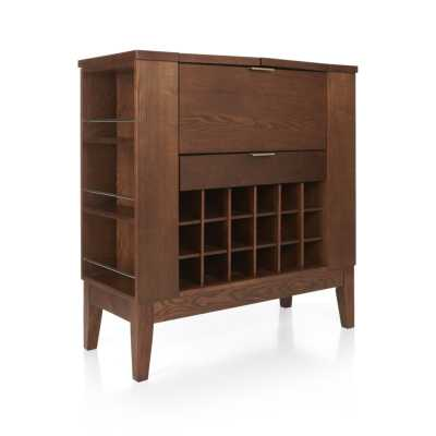 Parker Spirits Bourbon Cabinet - Crate and Barrel