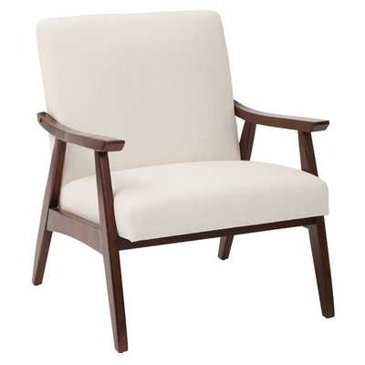 Davis Arm Chair - Linen - AllModern