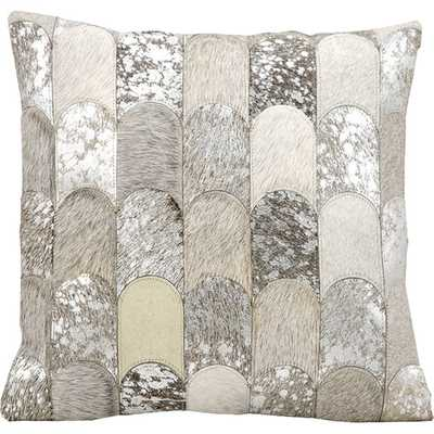 Legacy Leather Throw Pillow by Kathy Ireland for Kathy Ireland Home Gallery - AllModern