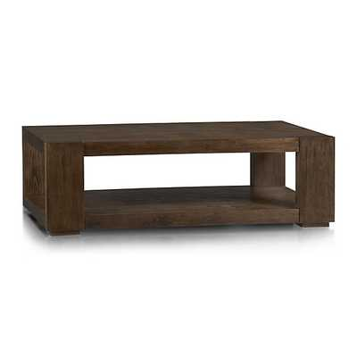 Lodge Coffee Table - Crate and Barrel