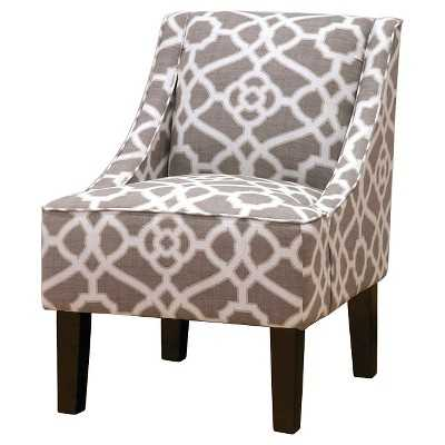 Hudson Swoop Arm Chair - Threshold - Target