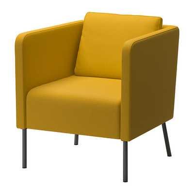 EKERÖ Chair, Skiftebo yellow - Ikea