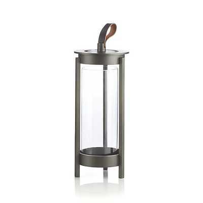 Carmel Metal Lantern - Small - Crate and Barrel