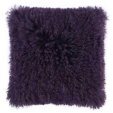 Mongolian Pillow 22x22 - Z Gallerie