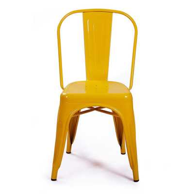 Side Chair - Yellow - Wayfair